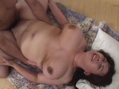 Japanese chubby milf 35 censored