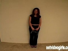 Melody's Calendar Audition - netvideogirls