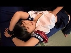 Japanese highschool girl and the dirty old man (part 1)