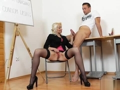 teachers pet penis