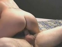 Great sexual pleasure with wife