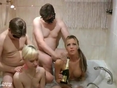 This is my sexy huge tit amateur vid with a group fuck