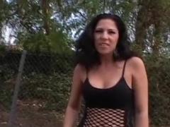 True Hardcore Brunette xxx action. Watch and enjoy