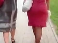 mature big ass walking 2014