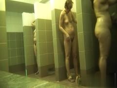 Hidden cameras in public pool showers 126