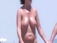 French nudist beach Cap d'Agde people walking nude 05