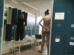 Hidden Camera Video. Dressing Room N 144