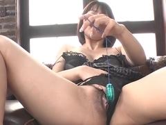 Exotic Japanese whore Izumi Manaka in Horny JAV uncensored Cumshots clip