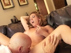 Fabulous pornstar Nickey Huntsman in Horny Redhead, College xxx clip