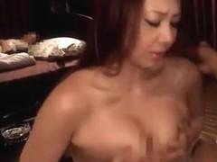 Exotic Japanese girl Nanako Misaki, Yumi Kazama, Mio Fujisawa in Best JAV clip