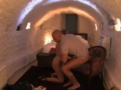 Fabulous pornstar in horny blonde, facial adult video