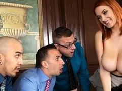 Siri-ously Big Tits!