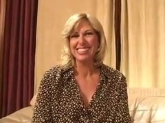 HOT FUCK #209 A worthwhile Blonde MILF