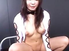 Hottest Japanese slut in Fabulous JAV uncensored Cosplay scene