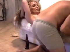 So sexy blonde milf swinger make a hot sex fun in swingers reunion house