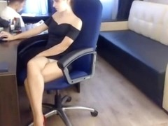 Hot webcam video