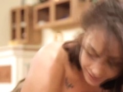 Sexy Natural Chanel Preston Gets Fucked on Couch