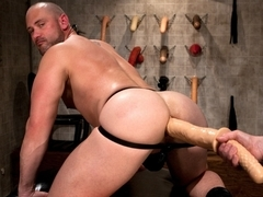 Craig Reynolds in Hole Busters Vol. 2, Scene #03 - FistingCentral