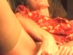 Mature hoe made nasty jilling clip