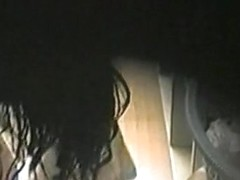 My Asian girlfriend flashed her boobs and ass on video