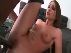 Mom Cunt And Mouth Fucks Black Dick