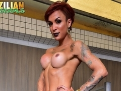 Isabelli Potter in Isa Potter - Brazilian-Transsexuals