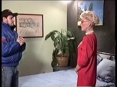 Golden-Haired mother I'd like to fuck in heat gangbanged hard