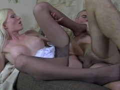 NylonFeetVideos Movie: Hilda and Max B