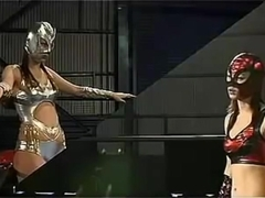 Japanese Catfighting Nude