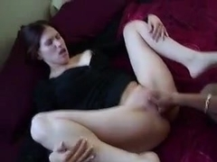 Wifes 1St Time Dark Ding-Dong Clip
