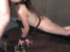 Eden Sin submissive bdsm fuck with girl