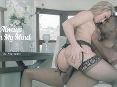 AJ Applegate in Always On My Mind - BlackisBetter