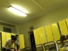 Hidden Zone Locker room webcam 15