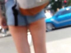 Legs and ass