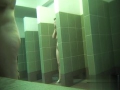 Hidden cameras in public pool showers 525