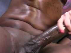 A BBC For HotWife Veruca James While Cuckold Watching