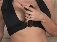 Crazy pornstars Kristina Rose, Gabriella Paltrova in Hottest Lesbian, Anal porn scene