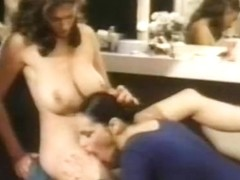 Incredible latin vintage scene with Antonio Sheppard and Darby Lloyd Rains