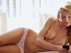 Horny pornstar in Best Redhead, Brunette porn clip
