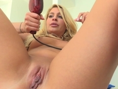 Fabulous pornstar in Hottest Masturbation, Medium Tits porn scene