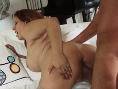 Exotic pornstar Marco Banderas in Fabulous Stockings, Latina adult video