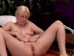 Exotic pornstar Skye Daniels in Best Blonde, MILF xxx movie
