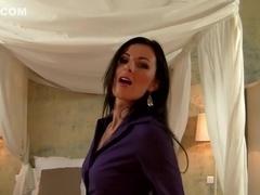 Hottest pornstar Lady Love in incredible dildos/toys, facial xxx clip