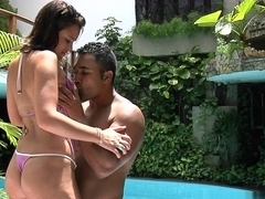 Amazing pornstar in Crazy Cunnilingus, Brazilian xxx clip