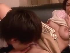 Exotic Japanese girl Minori Hatsune in Crazy Big Tits JAV clip