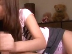 Best Japanese slut Risa Kasumi in Horny Blowjob/Fera, Facial JAV video