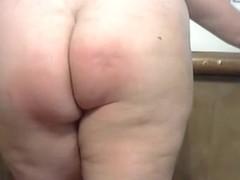 Fabulous homemade BDSM, Spanking porn scene