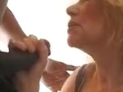 Hottest amateur Mature, Blonde porn scene