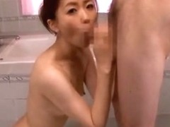 Amazing Japanese whore Saki Ninomiya in Best Couple, Shower JAV movie