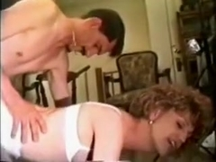 Hottest amateur shemale movie with Vintage, Stockings scenes